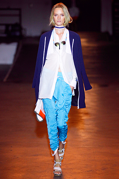 Rag & Bone - Women's Ready-to-Wear - 2012 Spring-Summer