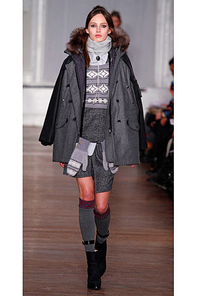 Rag & Bone - Women's Ready-to-Wear - 2010 Fall-Winter