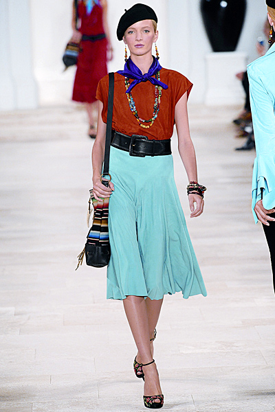 Ralph Lauren - Women's Ready-to-Wear - 2013 Spring-Summer