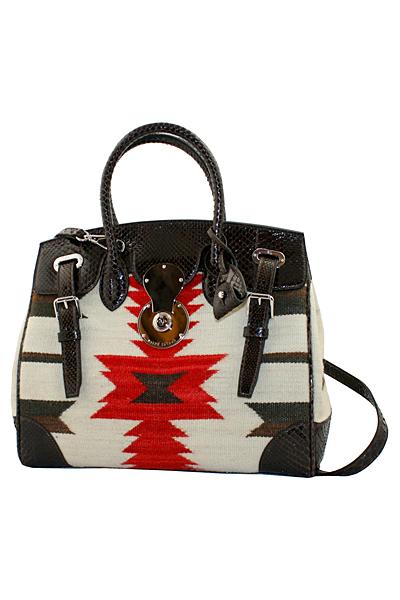 Ralph Lauren - Women's Bags - 2014 Spring-Summer