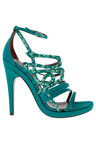 Roberto Cavalli - Women's Shoes - 2012 Fall-Winter