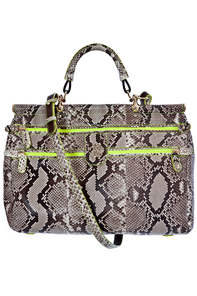 Roberto Cavalli - Women's Bags - 2012 Spring-Summer