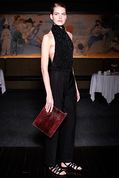 The Row - Ready-to-Wear - 2012 Fall-Winter