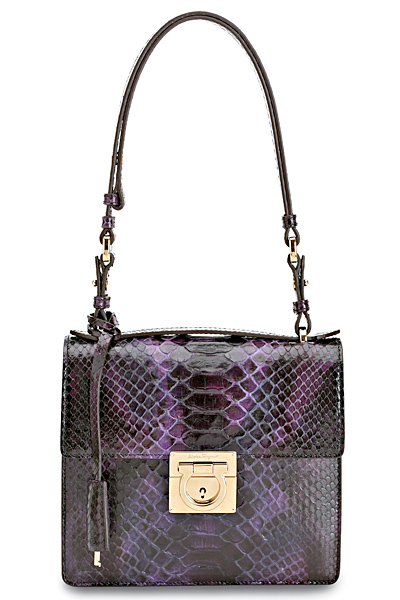 Salvatore Ferragamo - Women's Accessories - 2012 Pre-Fall