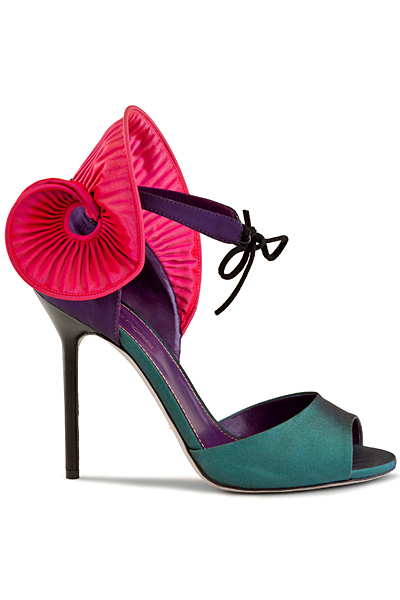 Sergio Rossi - Women's Shoes - 2011 Fall-Winter