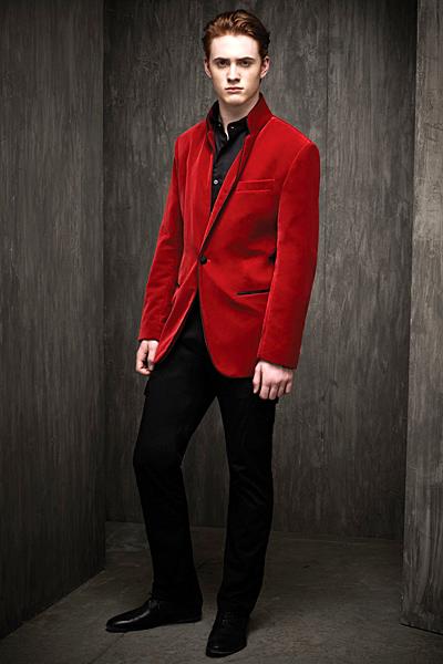 Shanghai Tang - Men's Ready-to-Wear - 2012 Fall-Winter