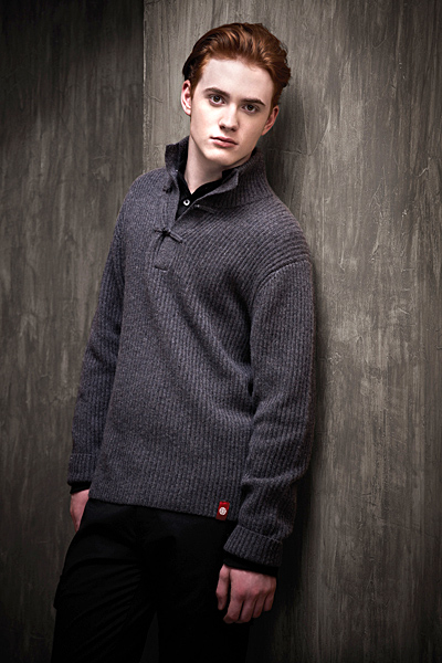 Shanghai Tang - Men's Ready-to-Wear - 2012 Fall-Winter