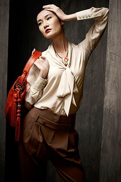 Shanghai Tang - Women's Ready-to-Wear - 2012 Fall-Winter
