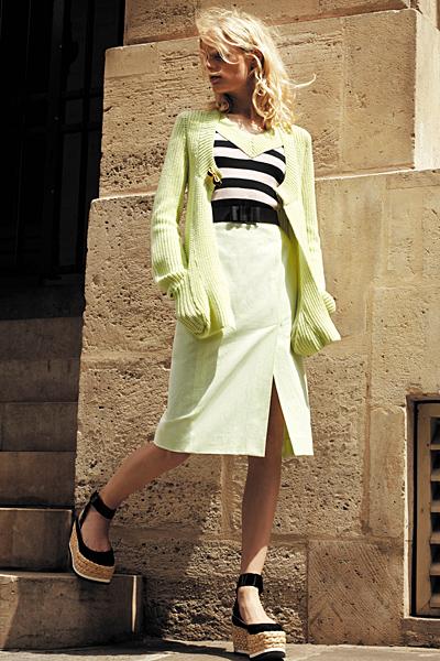 Sonia Rykiel - Ready-to-Wear - 2014 Pre-Spring