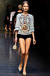 Dolce&Gabbana - Women's Ready-to-Wear - 2013 Fall-Winter