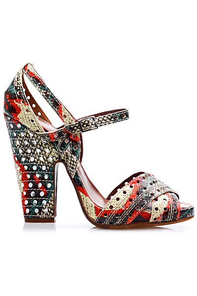 Tabitha Simmons - Shoes - 2012 Spring-Summer