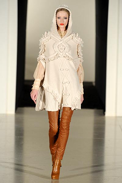 Temperley - Ready-to-Wear - 2011 Fall-Winter
