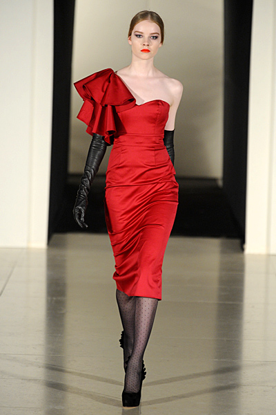 Temperley - Ready-to-Wear - 2011 Fall-Winter