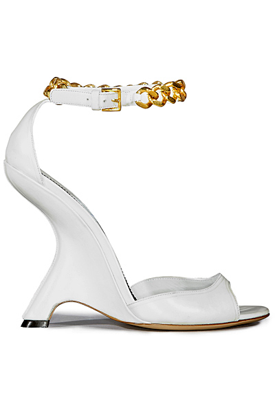 Tom Ford - Women's Shoes - 2012 Spring-Summer