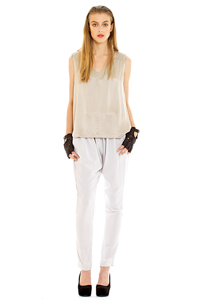 V Ave S.R. - Women's Ready-to-Wear - 2013 Spring-Summer
