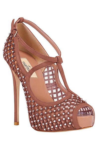 Valentino - Women's Shoes - 2012 Pre-Fall