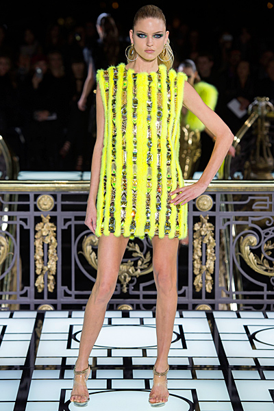 Versace - Haute Couture - 2013 Spring-Summer