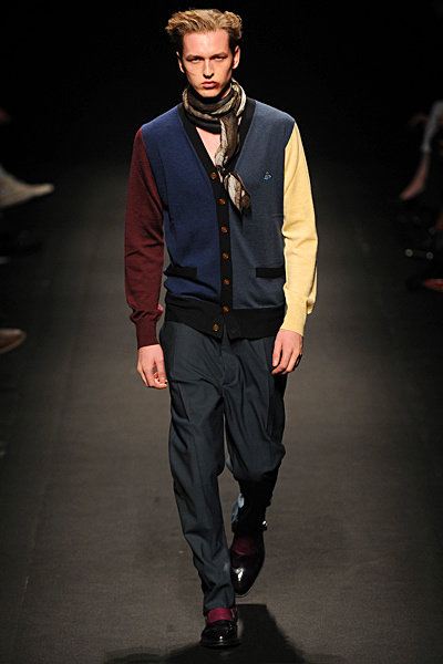 Vivienne Westwood - Men's Ready-to-Wear - 2013 Fall-Winter