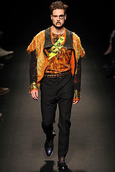 Vivienne Westwood - Men's Ready-to-Wear - 2013 Fall-Winter