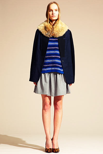 Yigal Azrouel - Ready-to-Wear - 2012 Pre-Fall