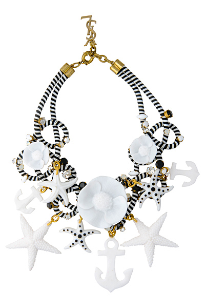 Yves Saint Laurent - Cruise Accessories - 2012