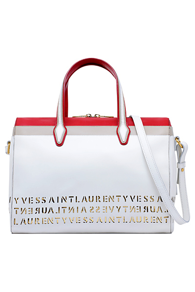 Yves Saint Laurent - Cruise Bags - 2012