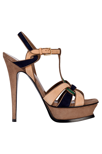 Yves Saint Laurent - Women's Shoes - 2012 Pre-Fall