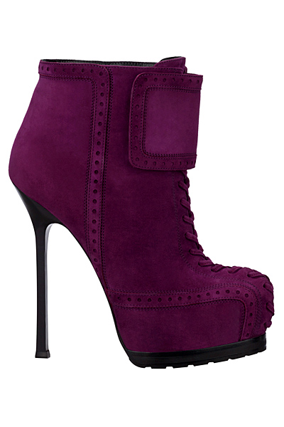 Yves Saint Laurent - Women's Shoes - 2012 Pre-Fall