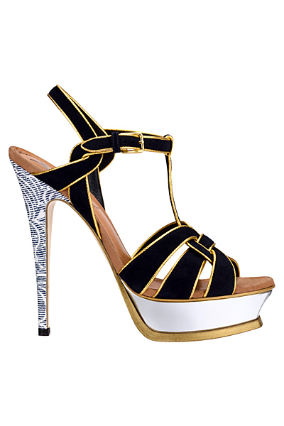 Yves Saint Laurent - Women's Shoes - 2012 Spring-Summer