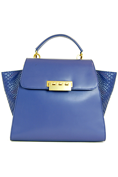 Zac Posen - Z Spoke Bags - 2012 Fall-Winter