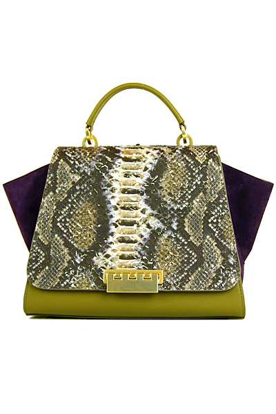 Zac Posen - Z Spoke Bags - 2013 Spring-Summer