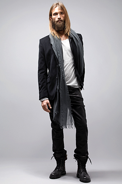 Zadig et Voltaire - Ready-to-Wear - 2012 Fall-Winter