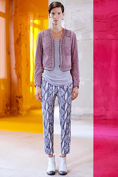 Zadig et Voltaire - Women's Ready-to-Wear - 2013 Spring-Summer