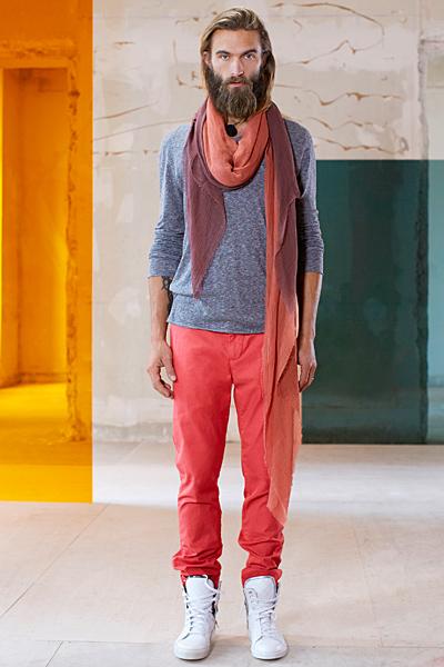 Zadig et Voltaire - Men's Ready-to-Wear - 2013 Spring-Summer