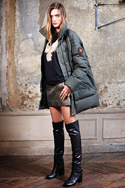 Zadig et Voltaire - Women's Ready-to-Wear - 2013 Fall-Winter