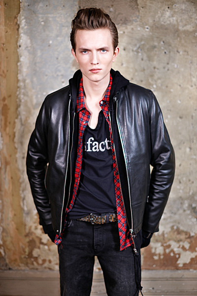 Zadig et Voltaire - Men's Ready-to-Wear - 2013 Fall-Winter