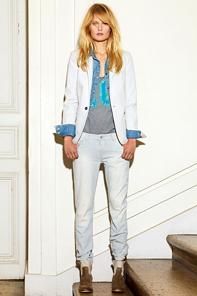 Zadig et Voltaire - Women's Ready-to-Wear - 2012 Spring-Summer
